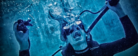 Save your own life underwater!  How to deal with panic attacks while diving (and not only)