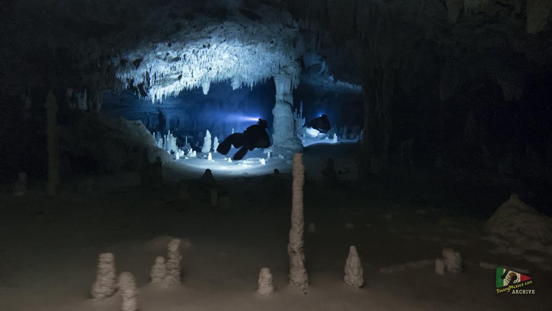 Ixtlan Cave Blue