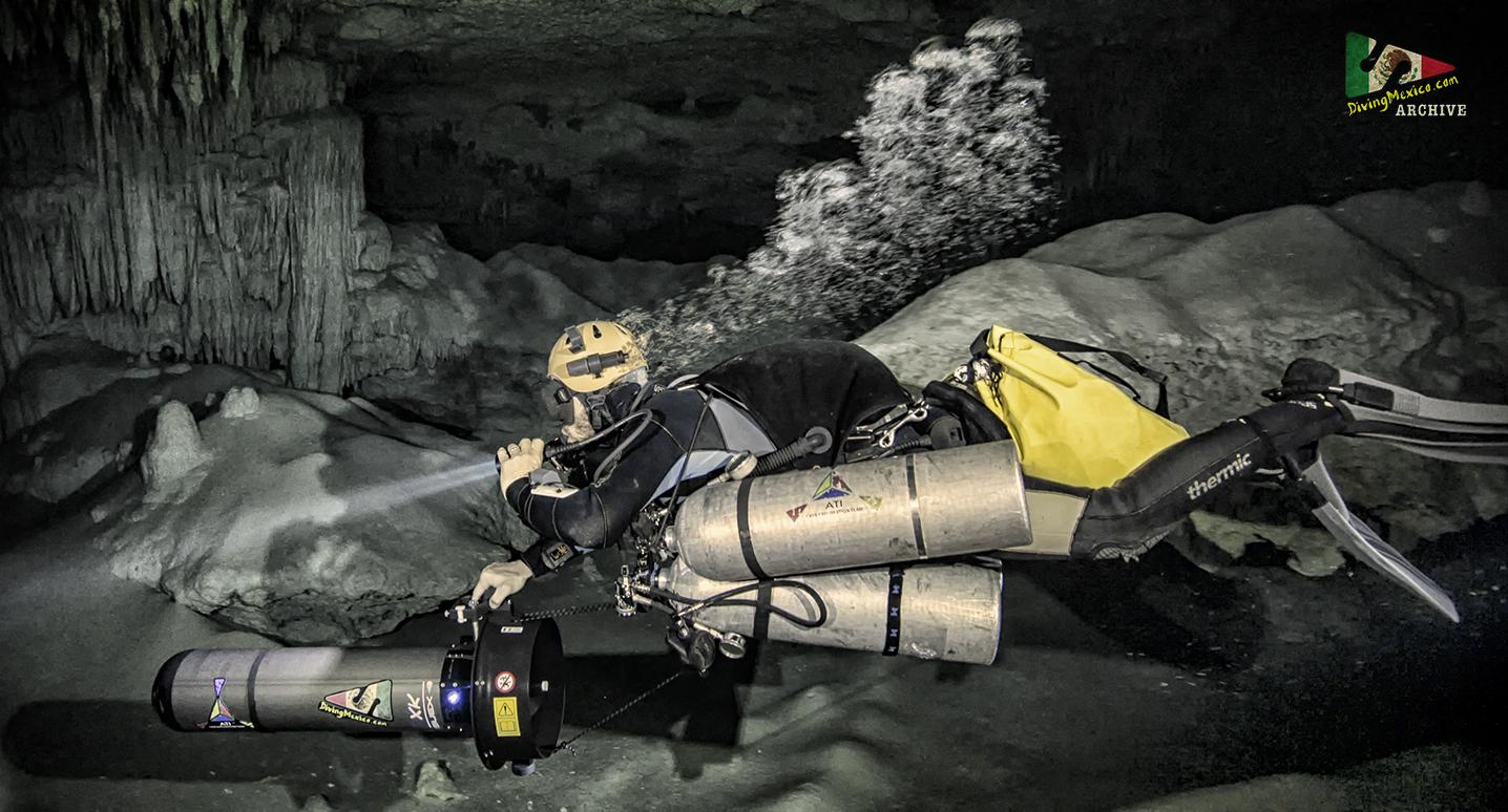 Ixtlan Cave Deyan Multi Stage Scooter