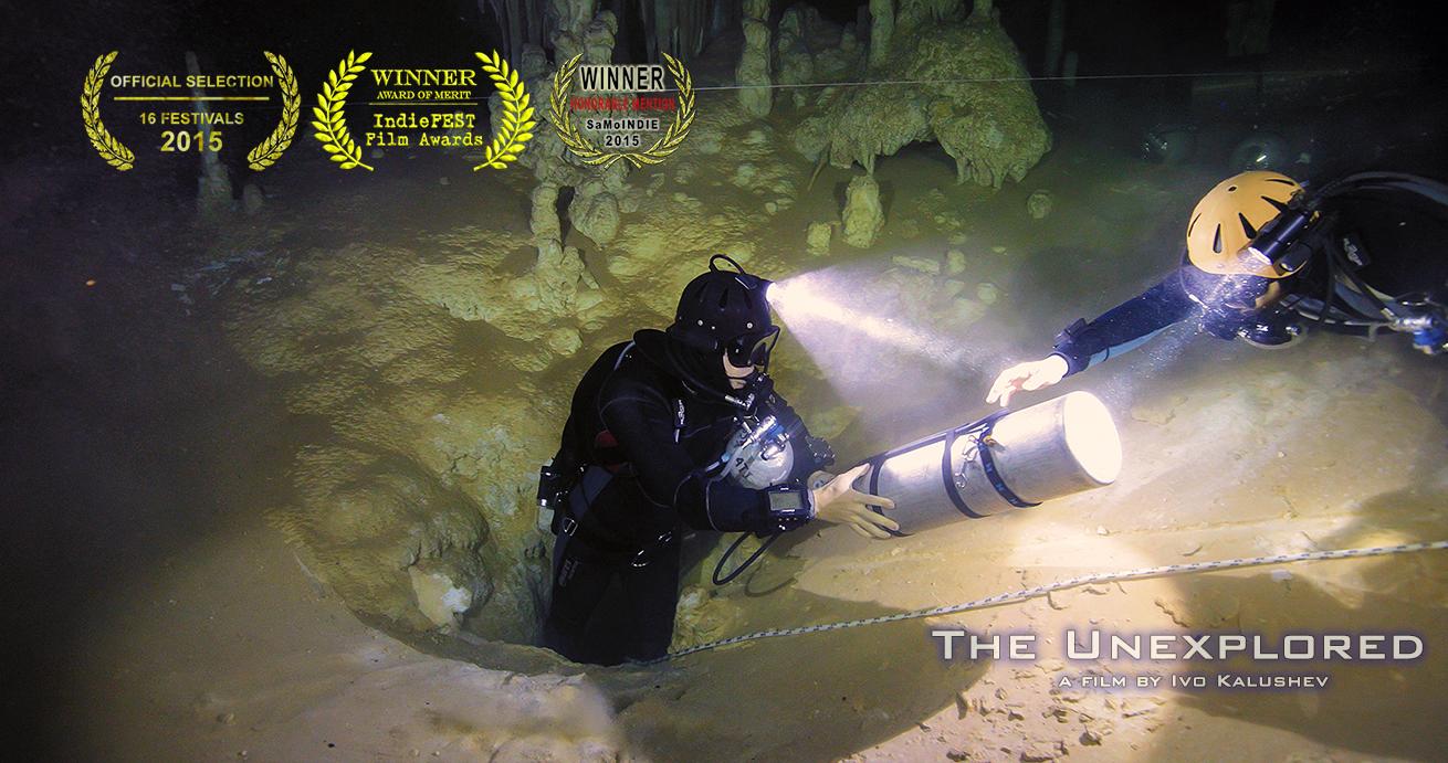 The Unexplored Movie - Ixtlan Cave